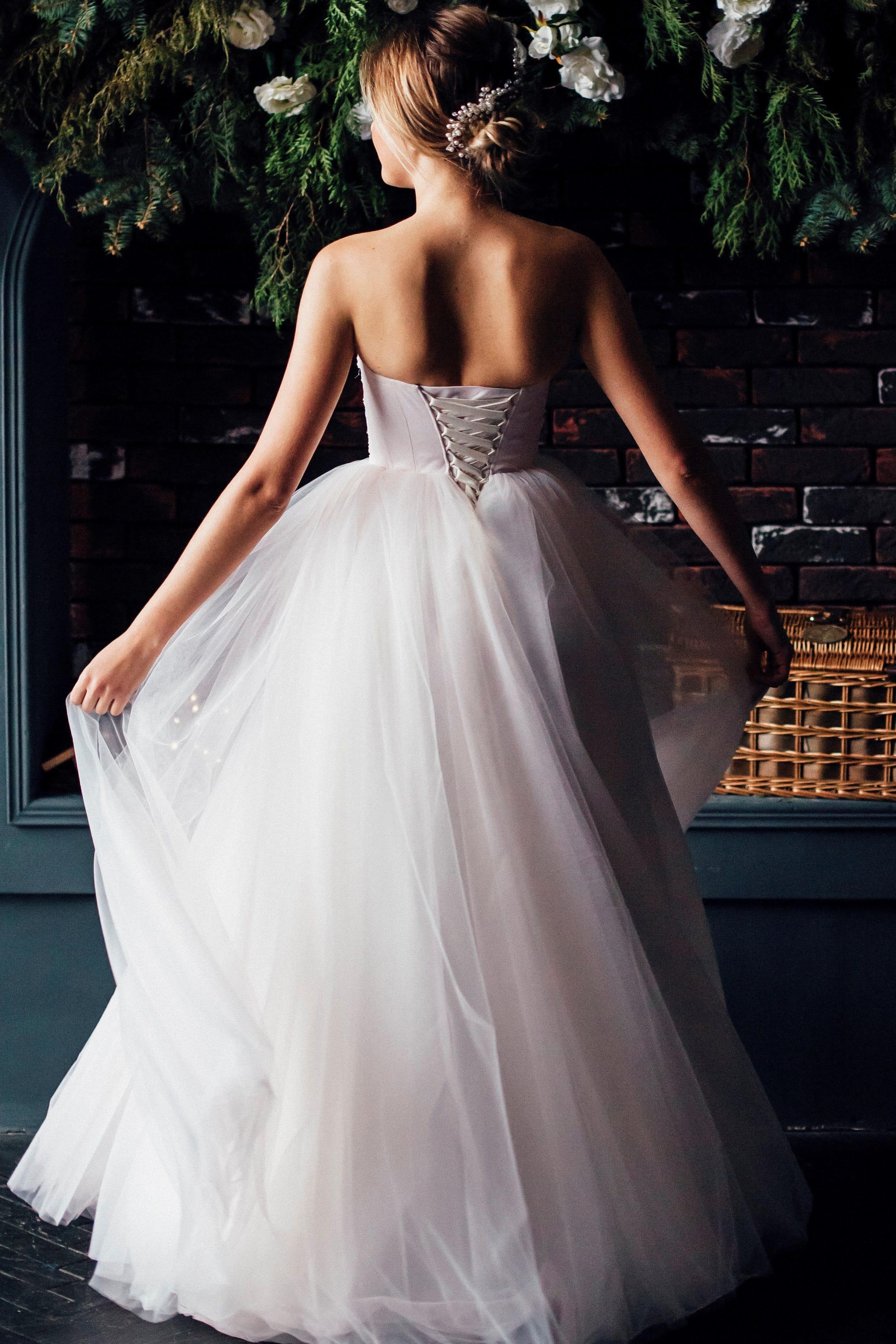 Свадебное платье VANESSA, коллекция THE ABSOLUTE LOVE, бренд RARE BRIDAL, фото 5