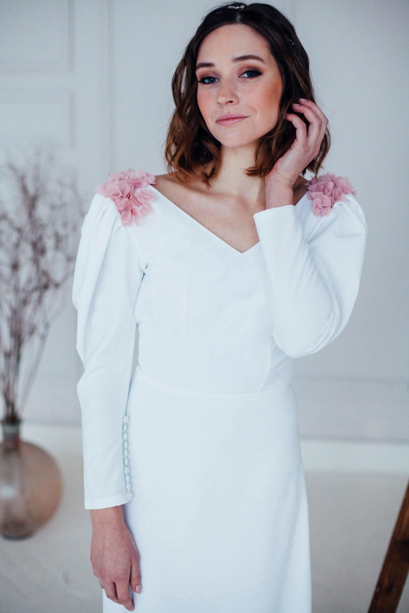 Свадебное платье AKIRA, коллекция REFINED ELEGANCE, бренд OKA NOMO, фото 1