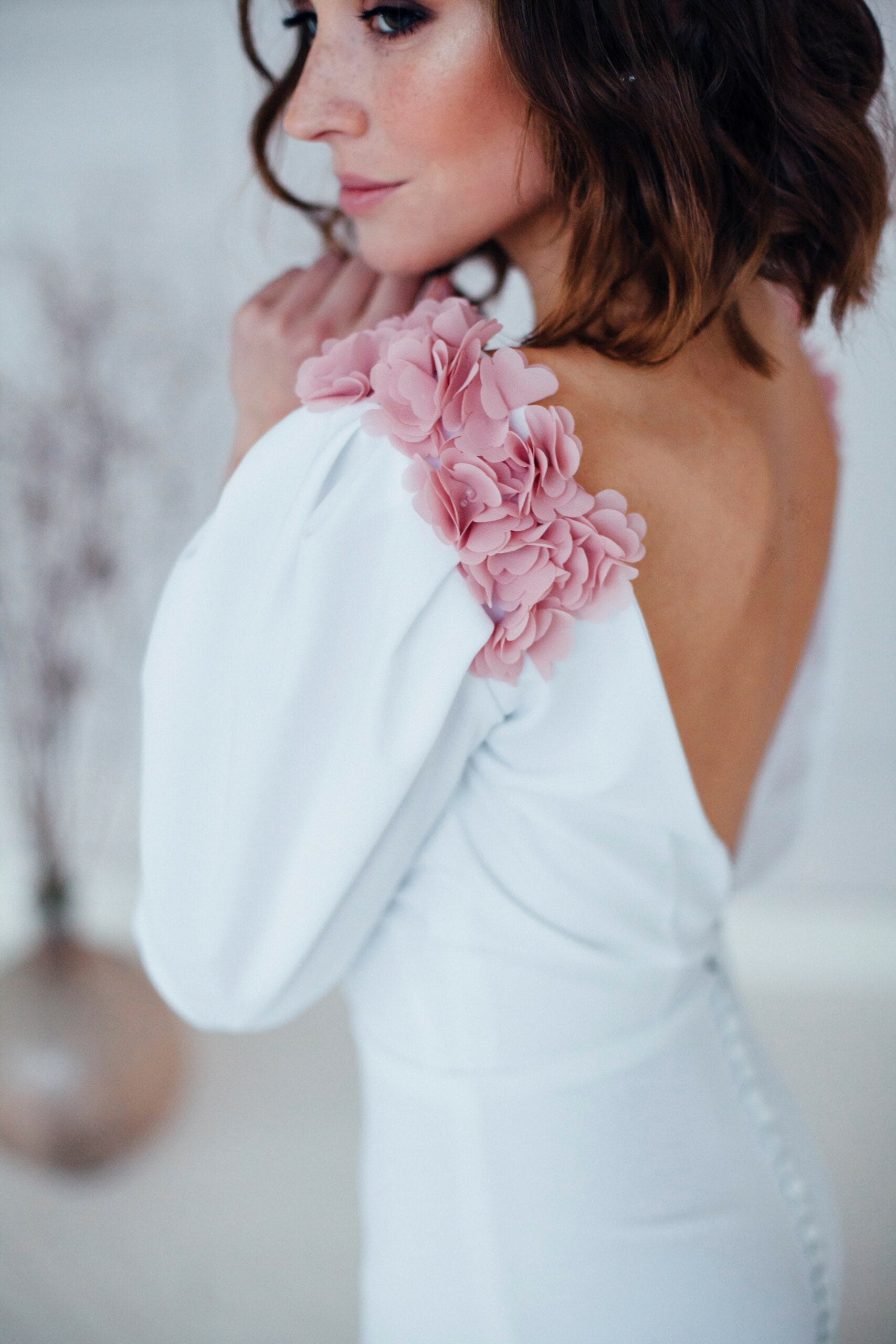Свадебное платье AKIRA, коллекция REFINED ELEGANCE, бренд OKA NOMO, фото 3