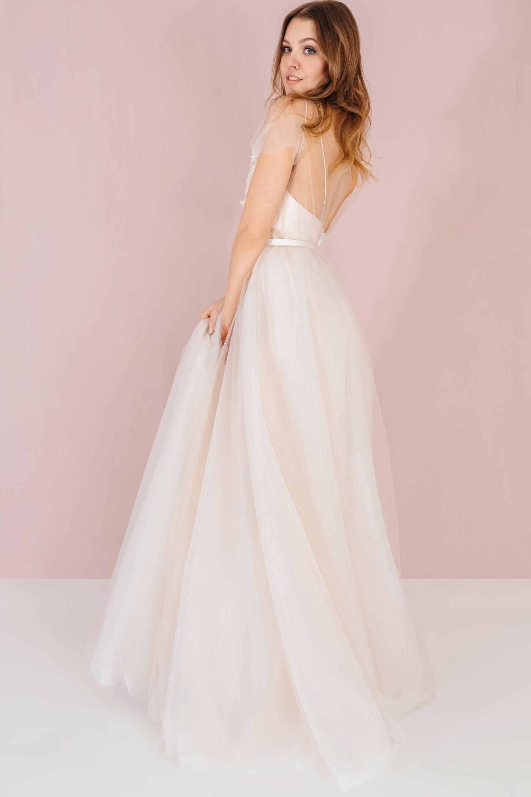 Свадебное платье ALISA, коллекция LOFT, бренд RARE BRIDAL, фото 1