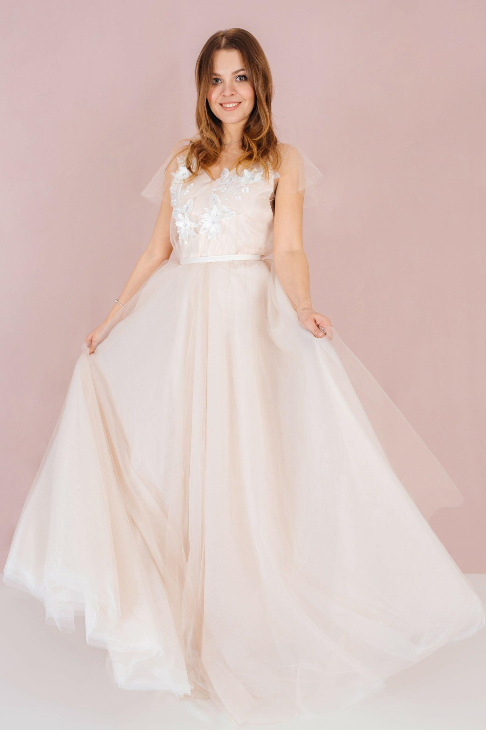 Свадебное платье ALISA, коллекция LOFT, бренд RARE BRIDAL, фото 2