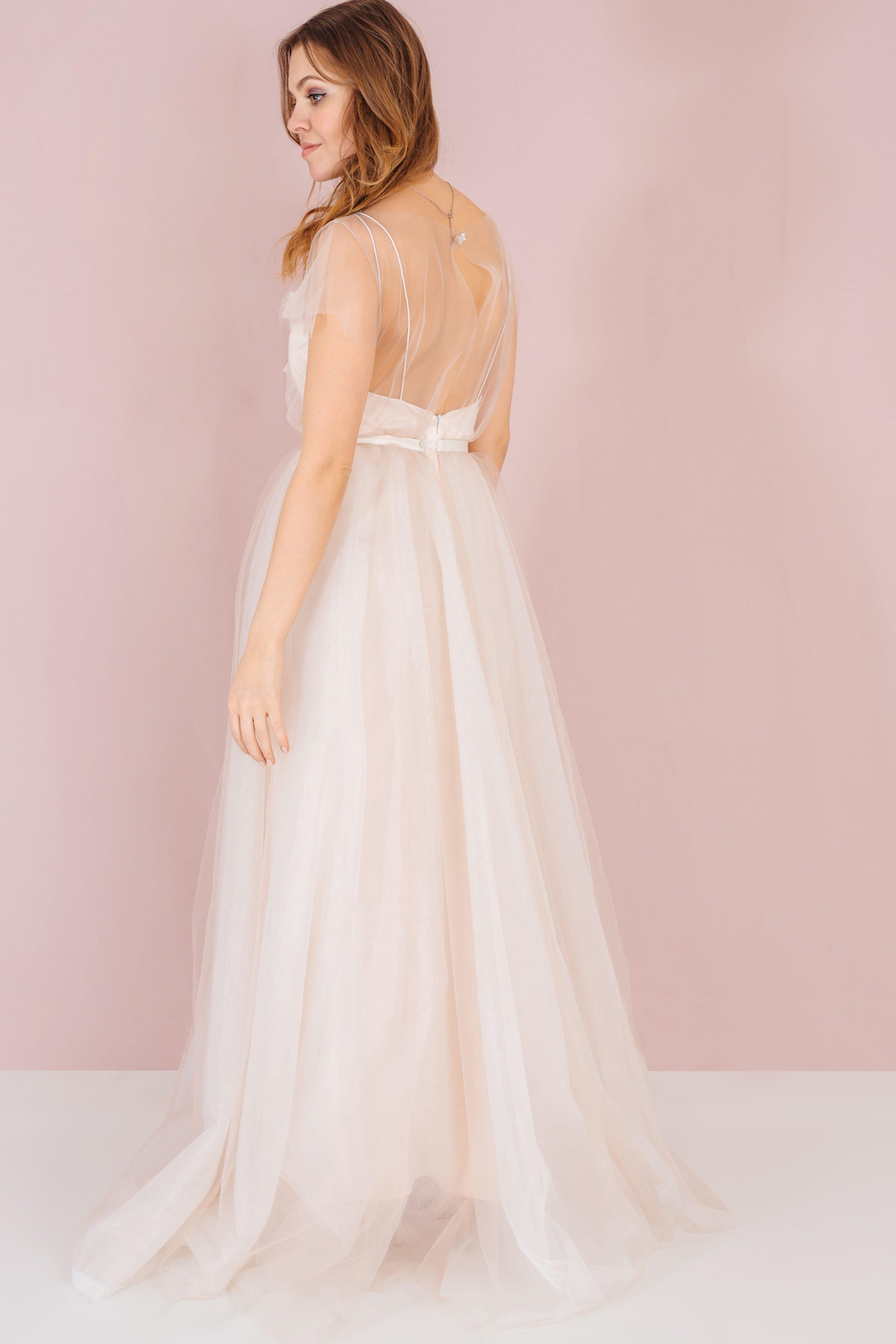 Свадебное платье ALISA, коллекция LOFT, бренд RARE BRIDAL, фото 3