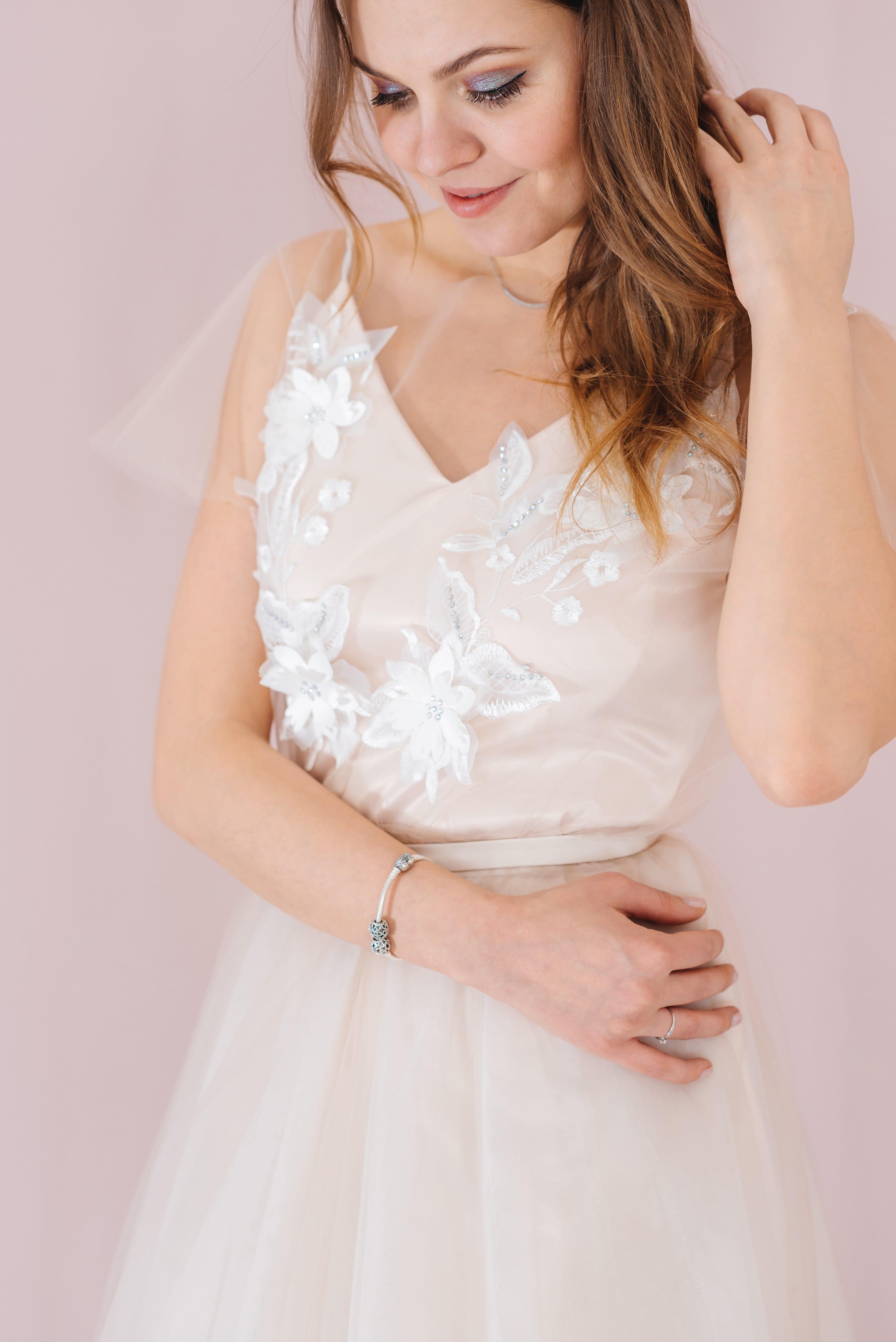 Свадебное платье ALISA, коллекция LOFT, бренд RARE BRIDAL, фото 4