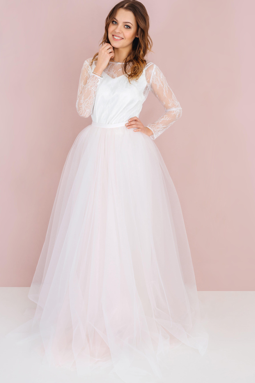 Свадебное платье AMANDA, коллекция LOFT, бренд RARE BRIDAL, фото 1