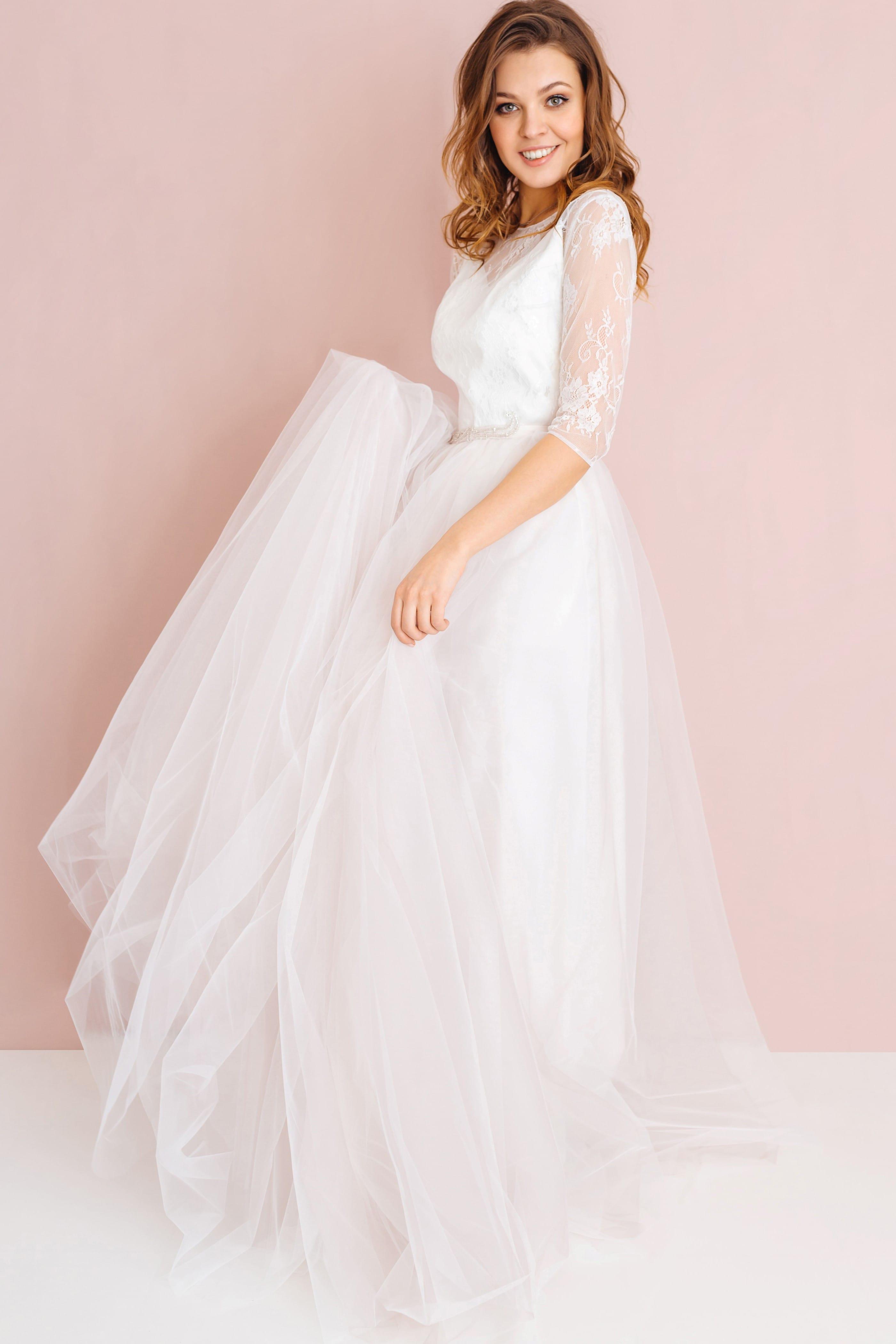 Свадебное платье AMANDA, коллекция LOFT, бренд RARE BRIDAL, фото 2