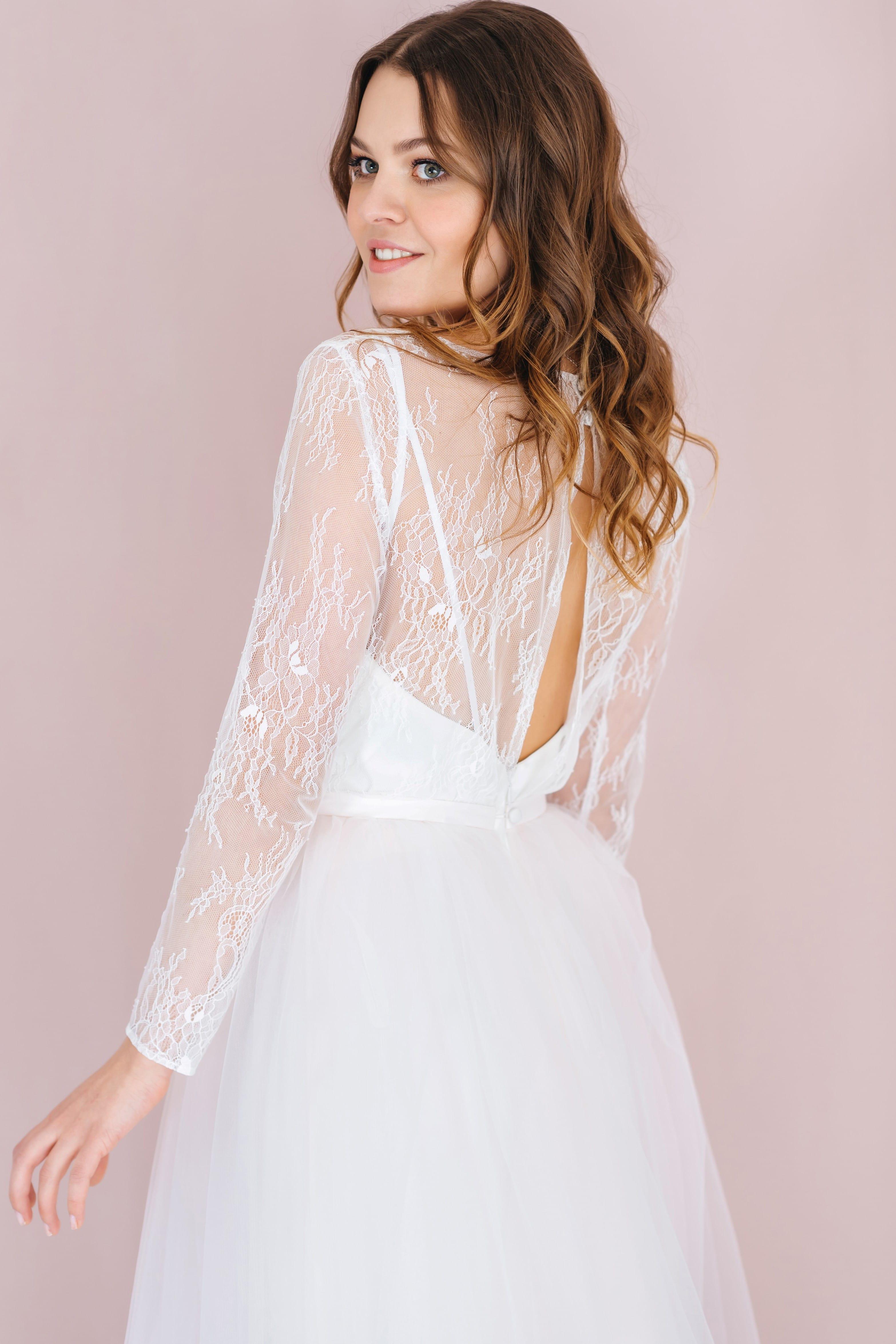 Свадебное платье AMANDA, коллекция LOFT, бренд RARE BRIDAL, фото 3