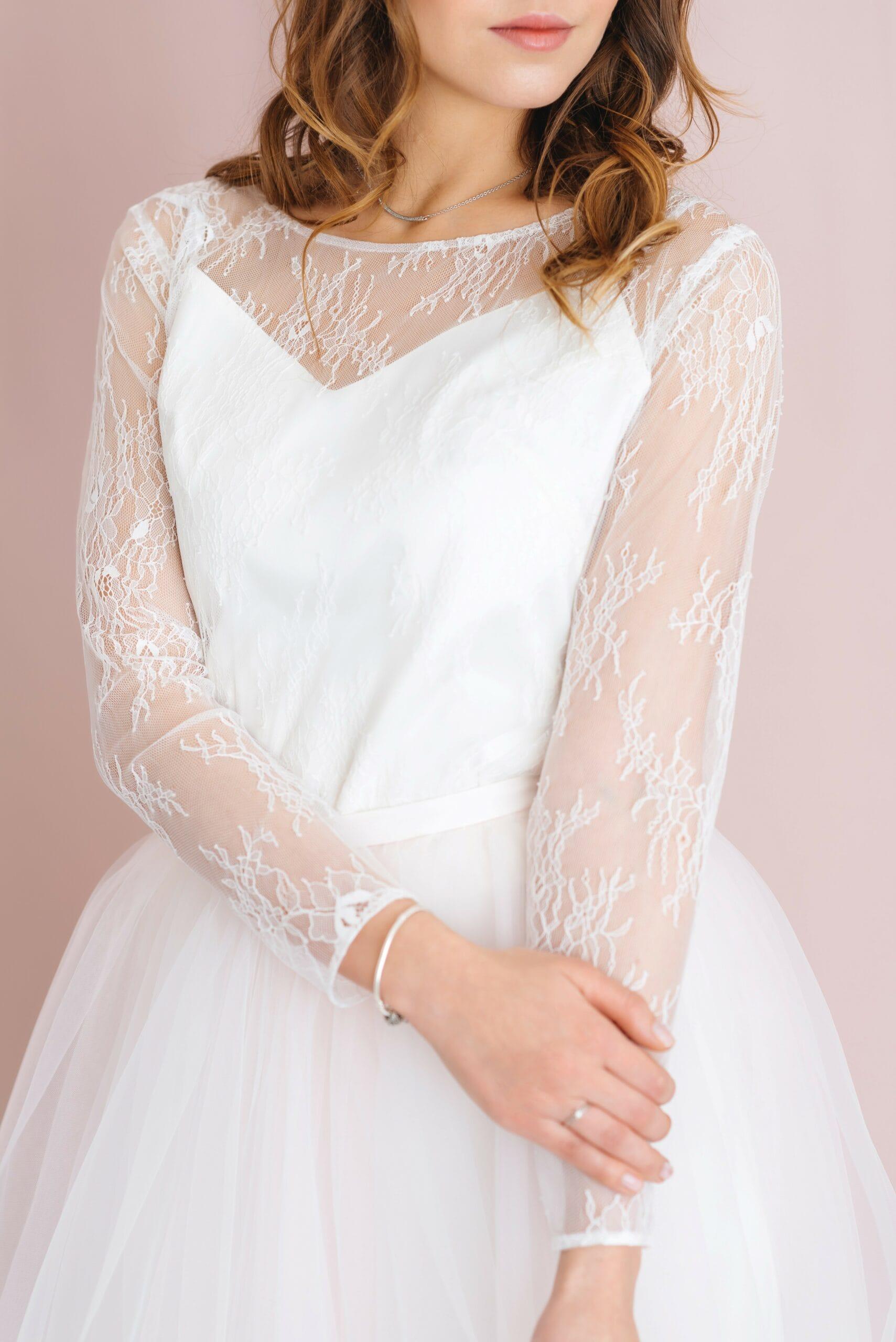 Свадебное платье AMANDA, коллекция LOFT, бренд RARE BRIDAL, фото 4