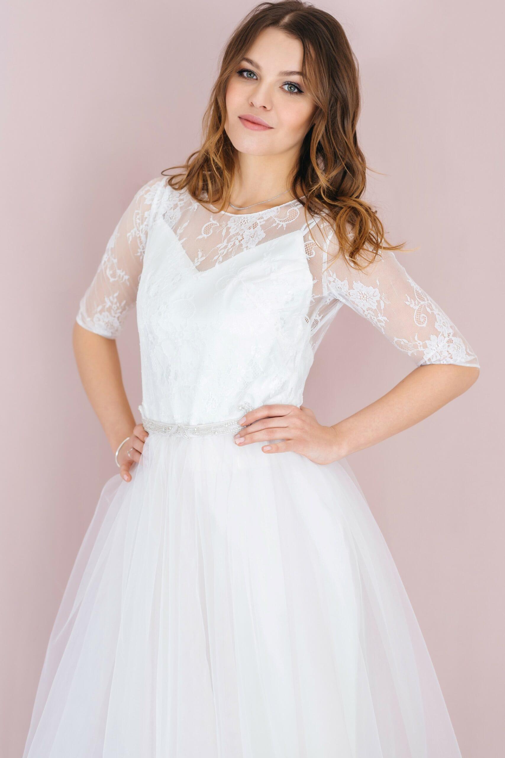 Свадебное платье AMANDA, коллекция LOFT, бренд RARE BRIDAL, фото 5