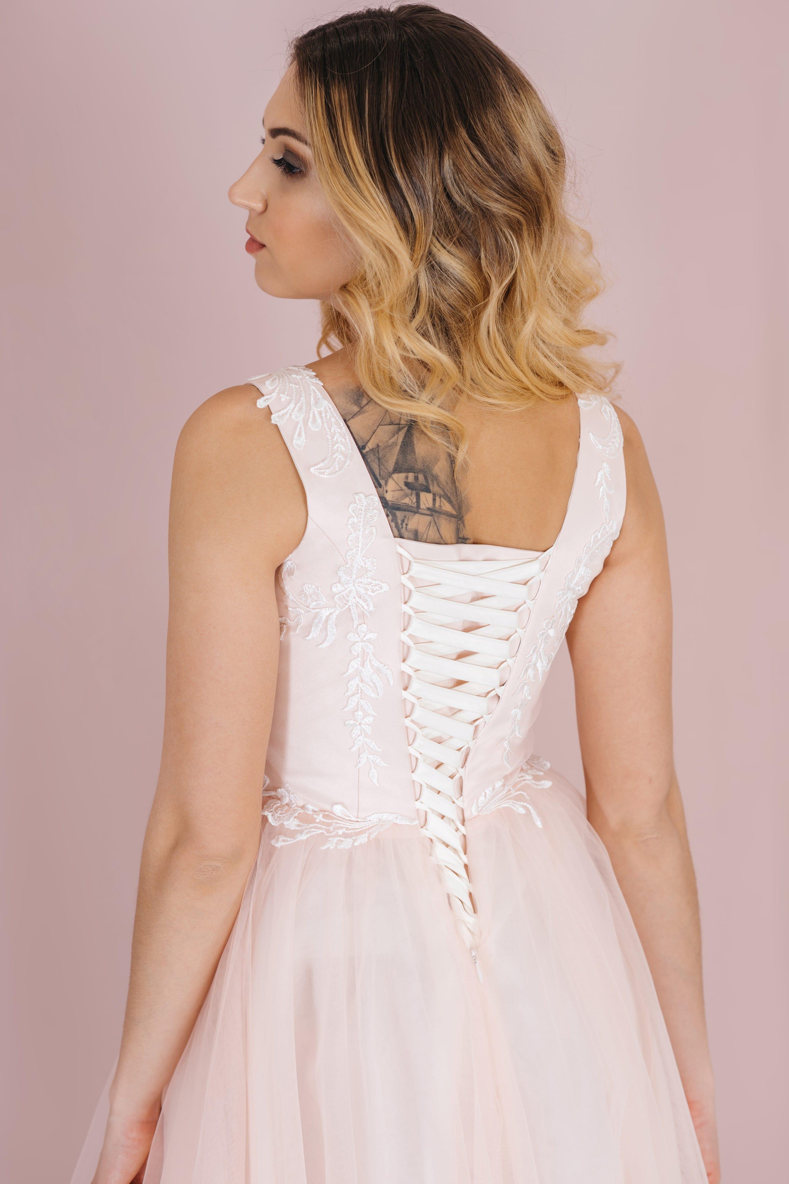 Свадебное платье AMELI, коллекция LOFT, бренд RARE BRIDAL, фото 3