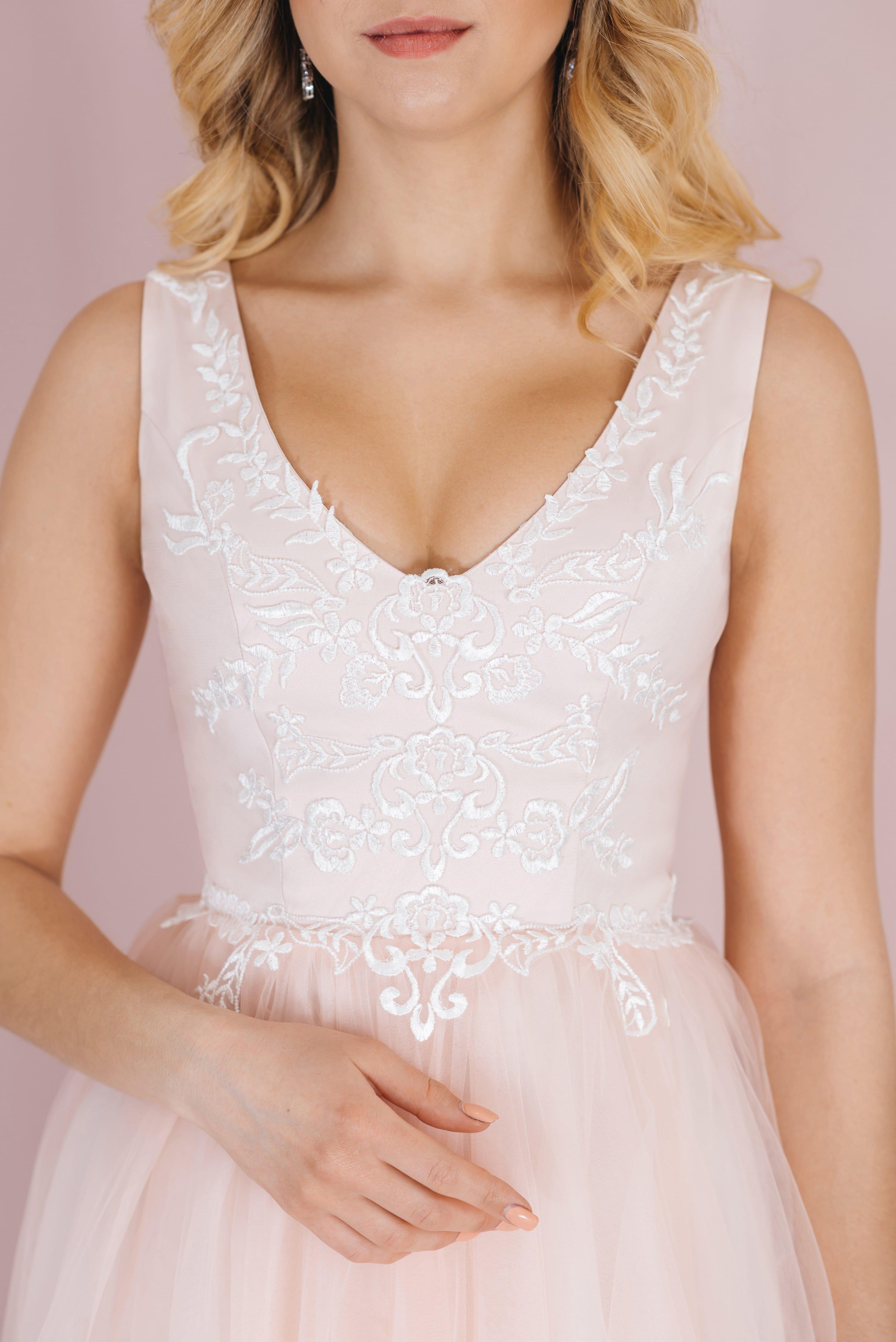 Свадебное платье AMELI, коллекция LOFT, бренд RARE BRIDAL, фото 4