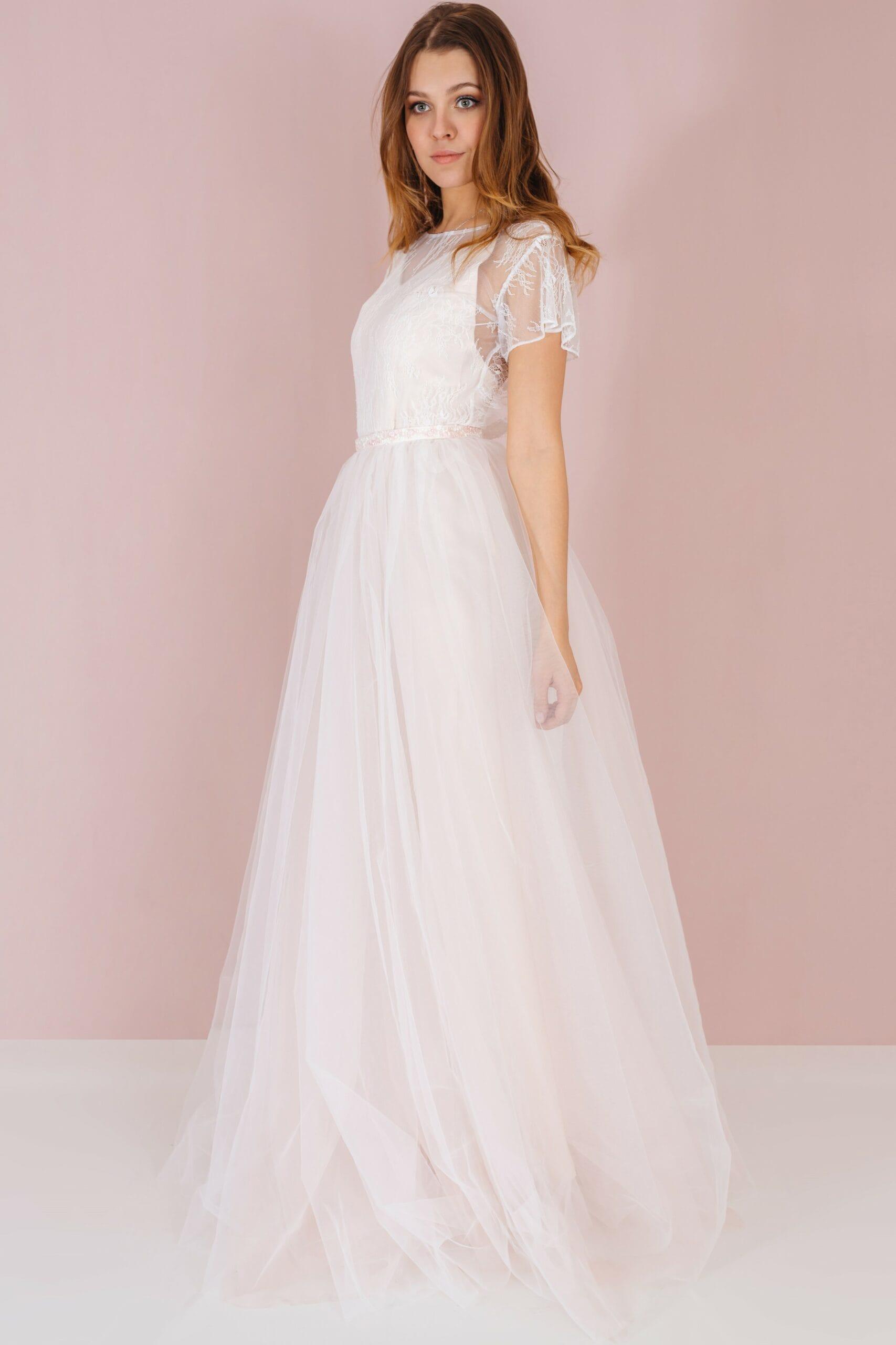 Свадебное платье AMELIA, коллекция LOFT, бренд RARE BRIDAL, фото 1