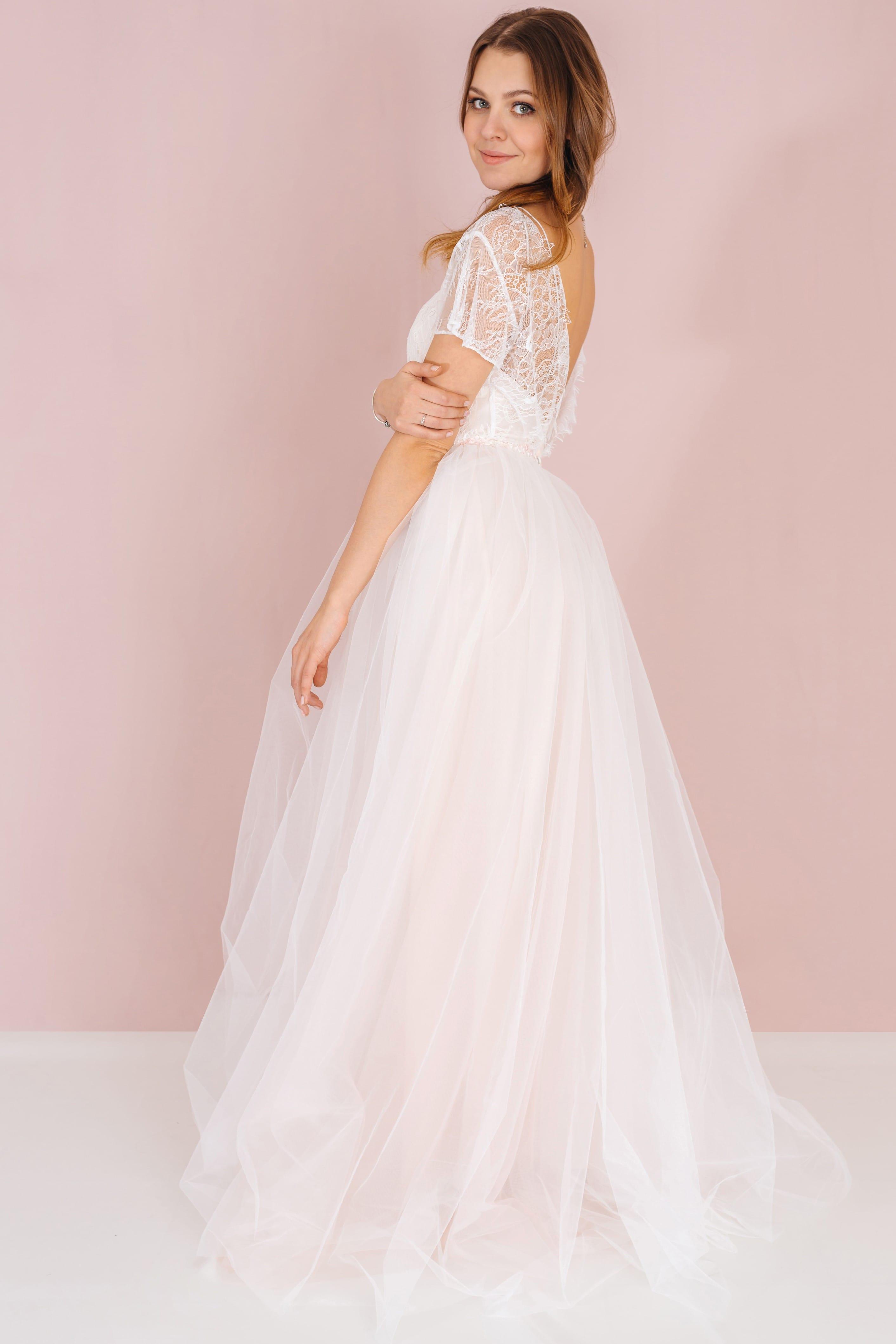 Свадебное платье AMELIA, коллекция LOFT, бренд RARE BRIDAL, фото 2
