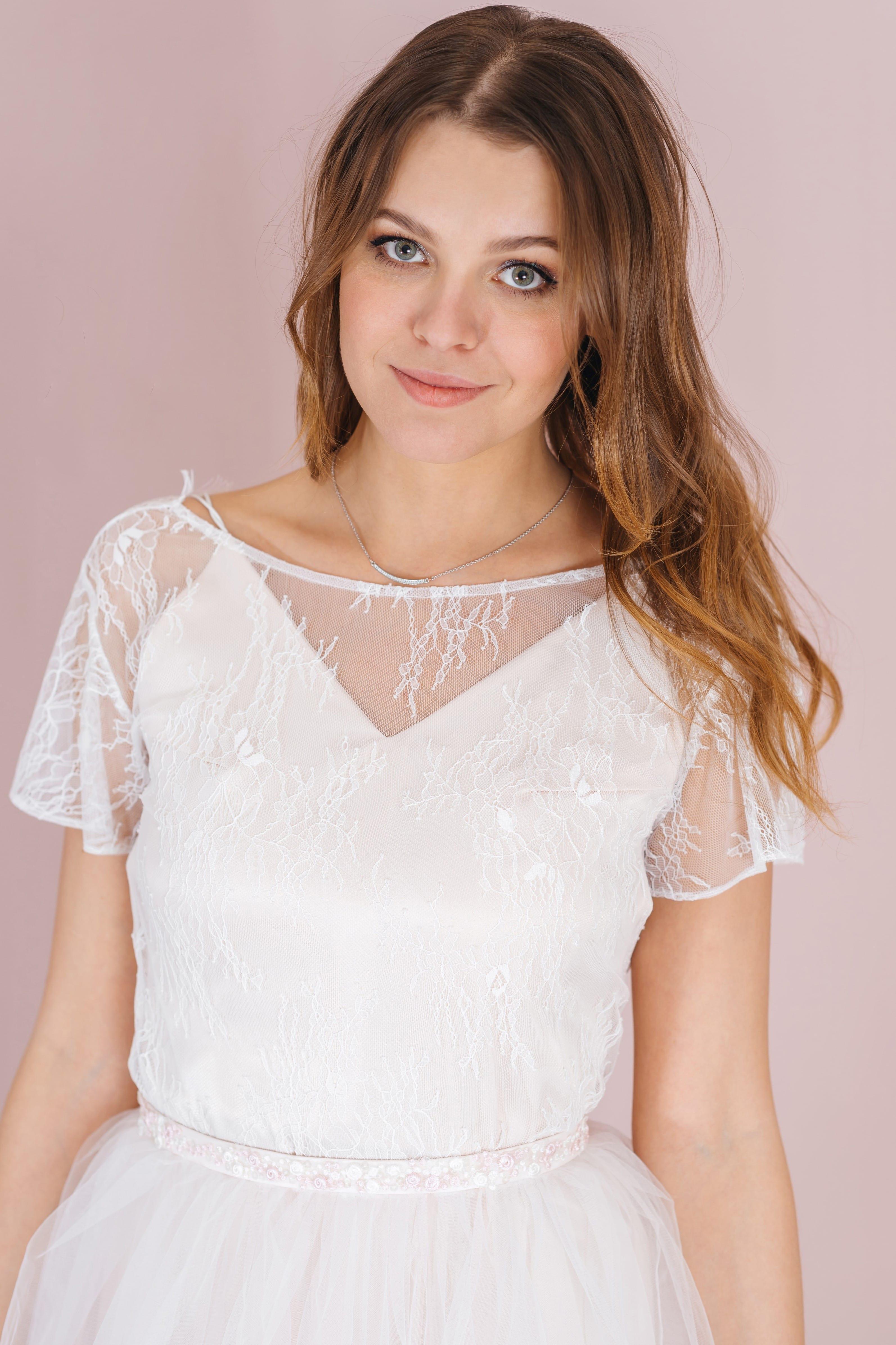 Свадебное платье AMELIA, коллекция LOFT, бренд RARE BRIDAL, фото 3