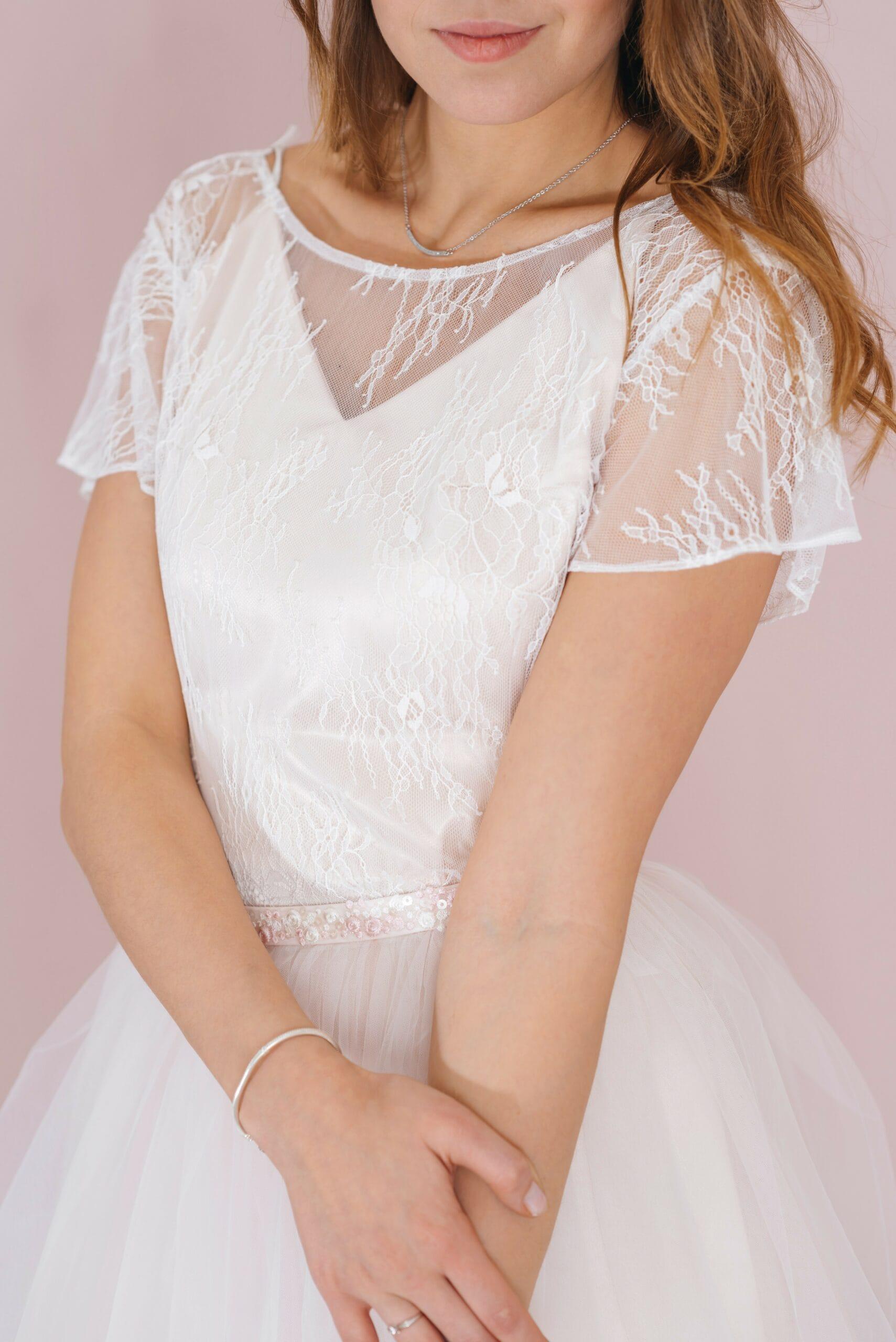 Свадебное платье AMELIA, коллекция LOFT, бренд RARE BRIDAL, фото 4
