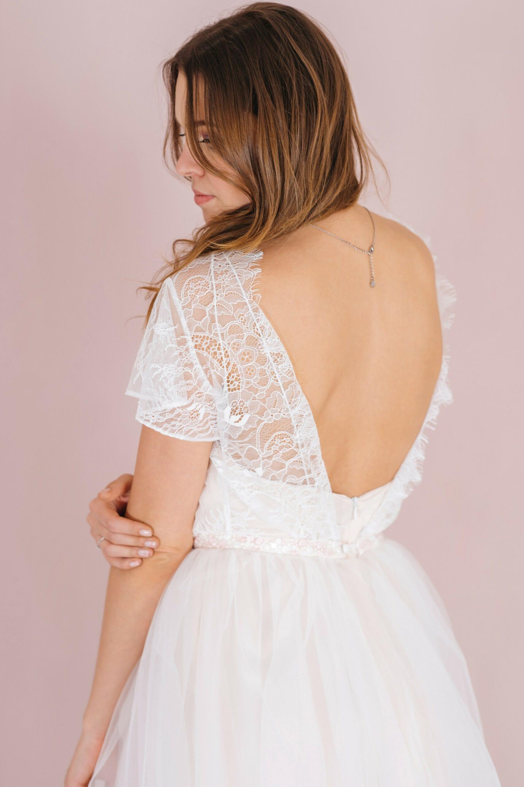 Свадебное платье AMELIA, коллекция LOFT, бренд RARE BRIDAL, фото 5