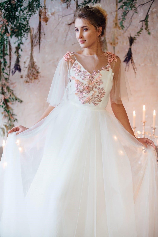 Свадебное платье ANGEL, коллекция THE LOOK OF ANGEL, бренд RARE BRIDAL, фото 1