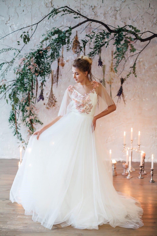 Свадебное платье ANGEL, коллекция THE LOOK OF ANGEL, бренд RARE BRIDAL, фото 2
