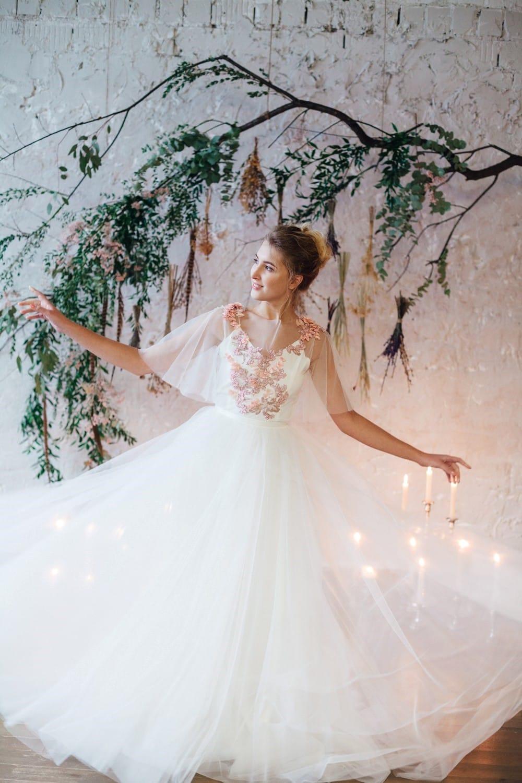 Свадебное платье ANGEL, коллекция THE LOOK OF ANGEL, бренд RARE BRIDAL, фото 3