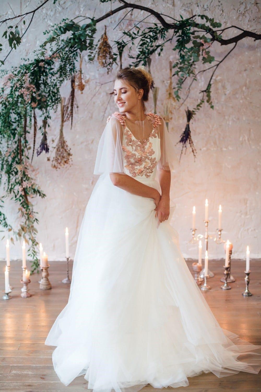 Свадебное платье ANGEL, коллекция THE LOOK OF ANGEL, бренд RARE BRIDAL, фото 5