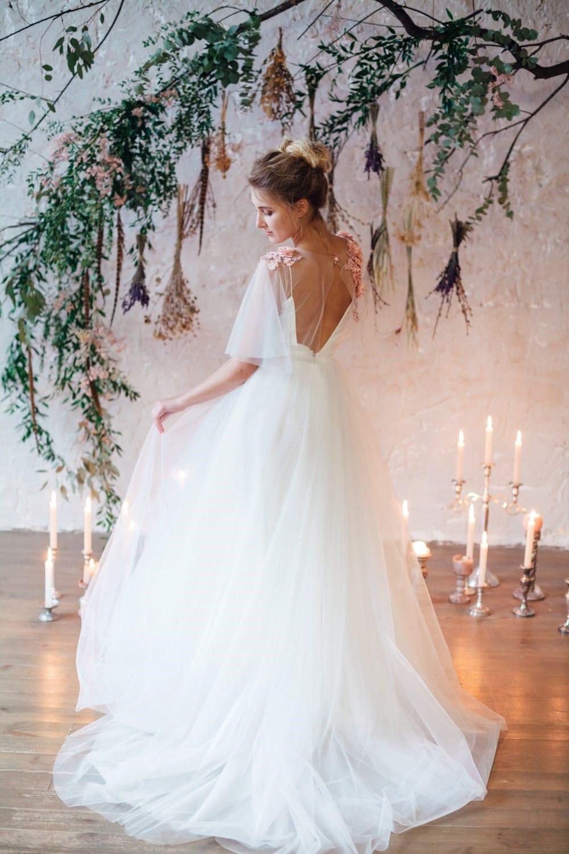 Свадебное платье ANGEL, коллекция THE LOOK OF ANGEL, бренд RARE BRIDAL, фото 7