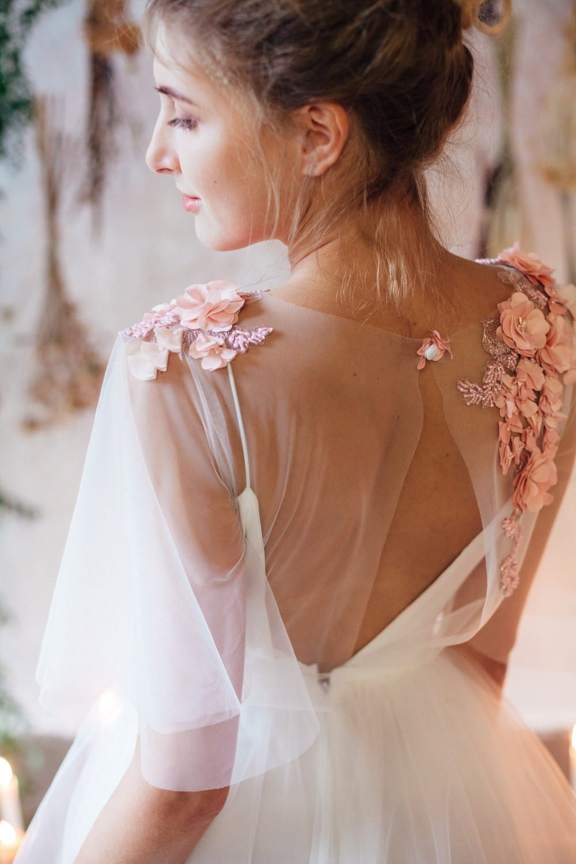 Свадебное платье ANGEL, коллекция THE LOOK OF ANGEL, бренд RARE BRIDAL, фото 8