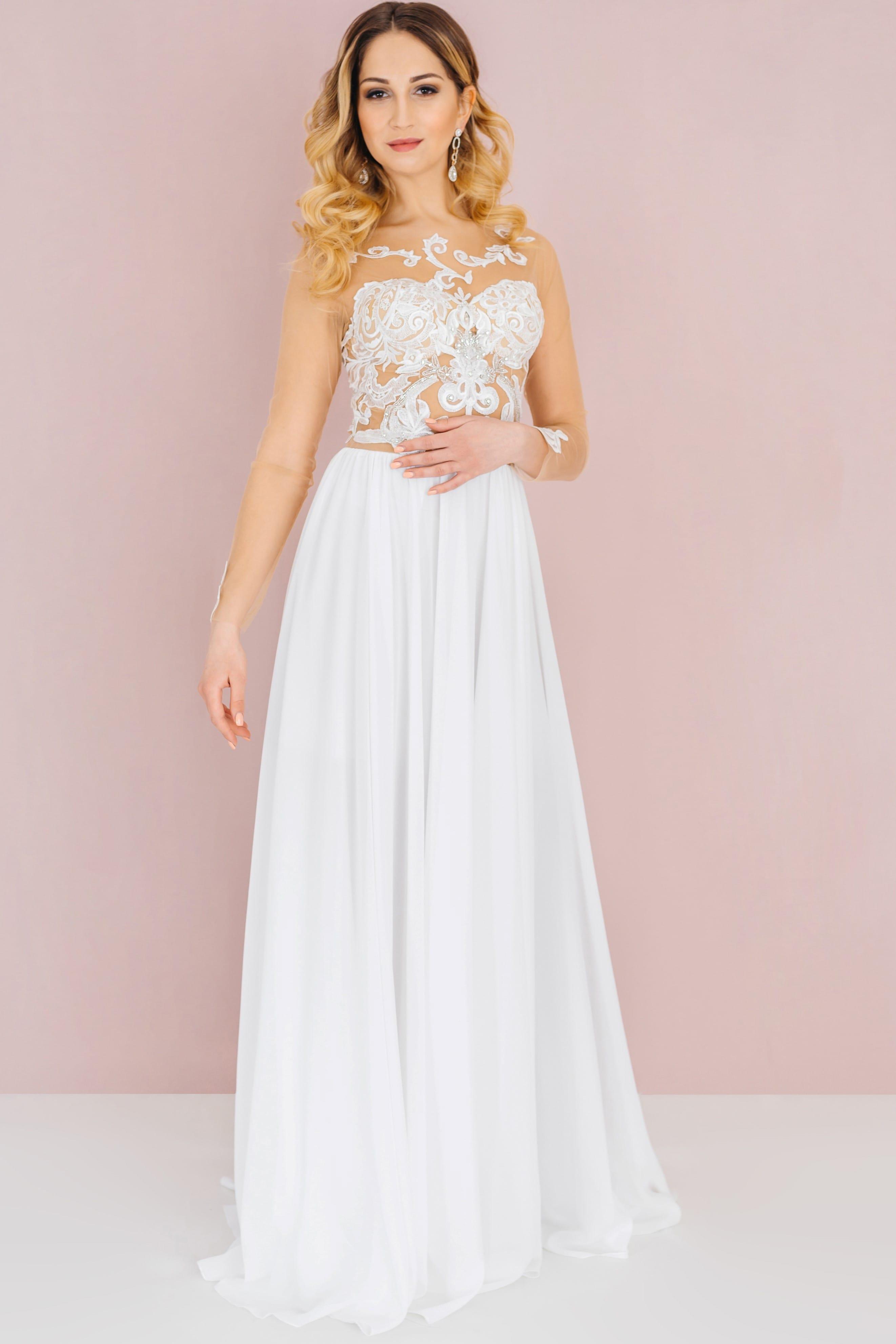 Свадебное платье AVA, коллекция LOFT, бренд RARE BRIDAL, фото 1