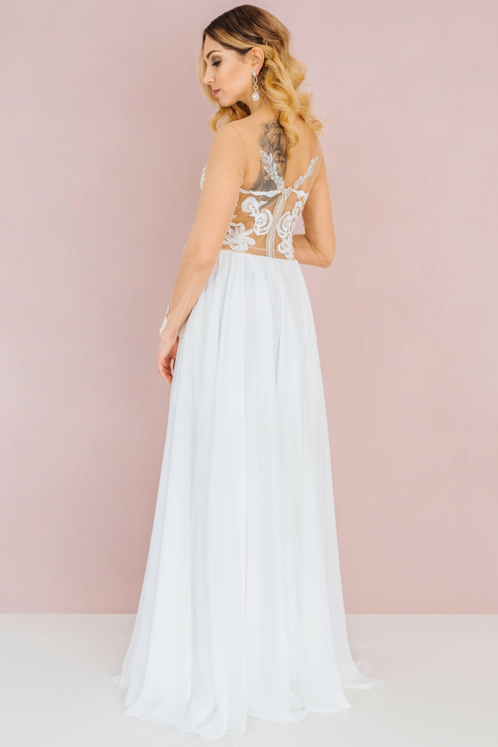 Свадебное платье AVA, коллекция LOFT, бренд RARE BRIDAL, фото 2