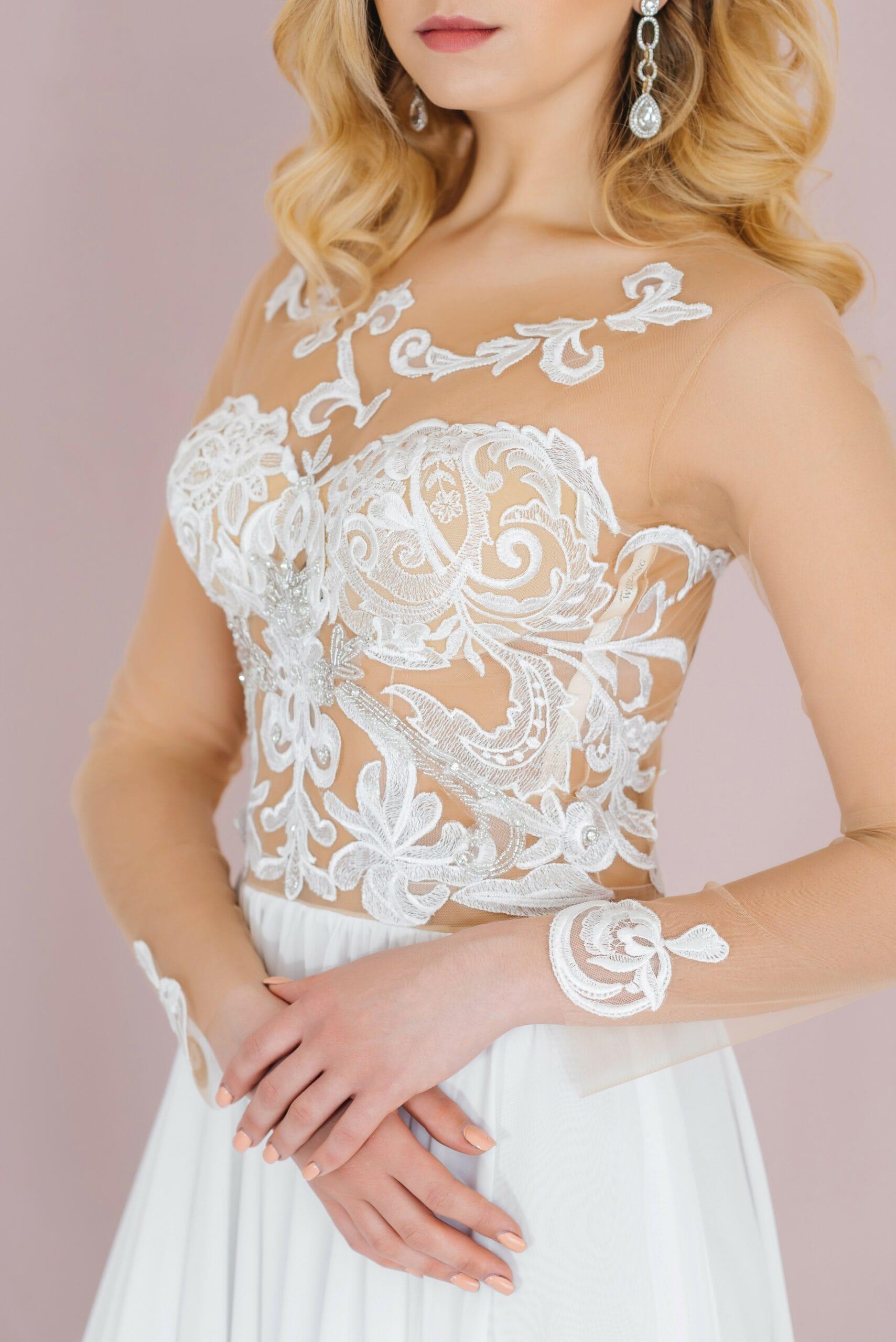 Свадебное платье AVA, коллекция LOFT, бренд RARE BRIDAL, фото 5