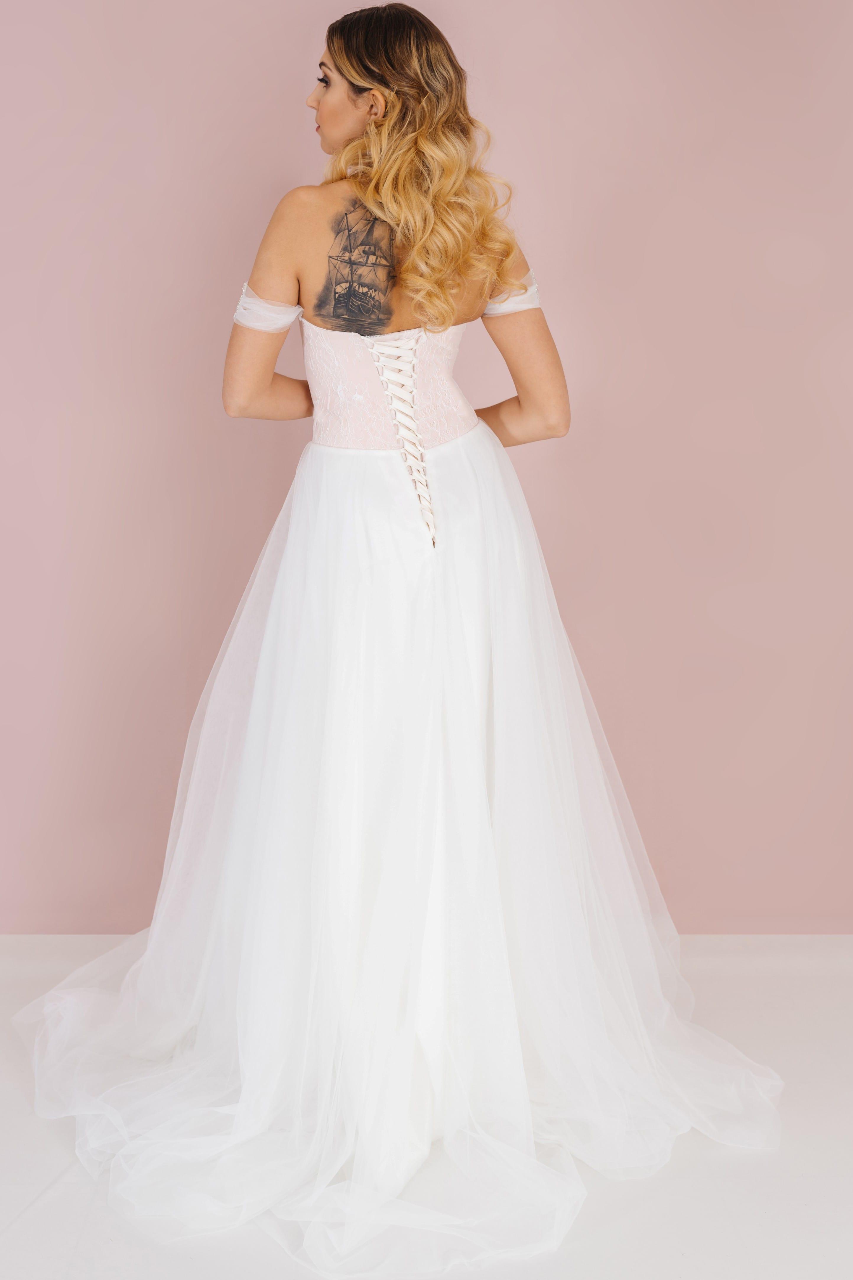 Свадебное платье BELISSA, коллекция LOFT, бренд RARE BRIDAL, фото 2