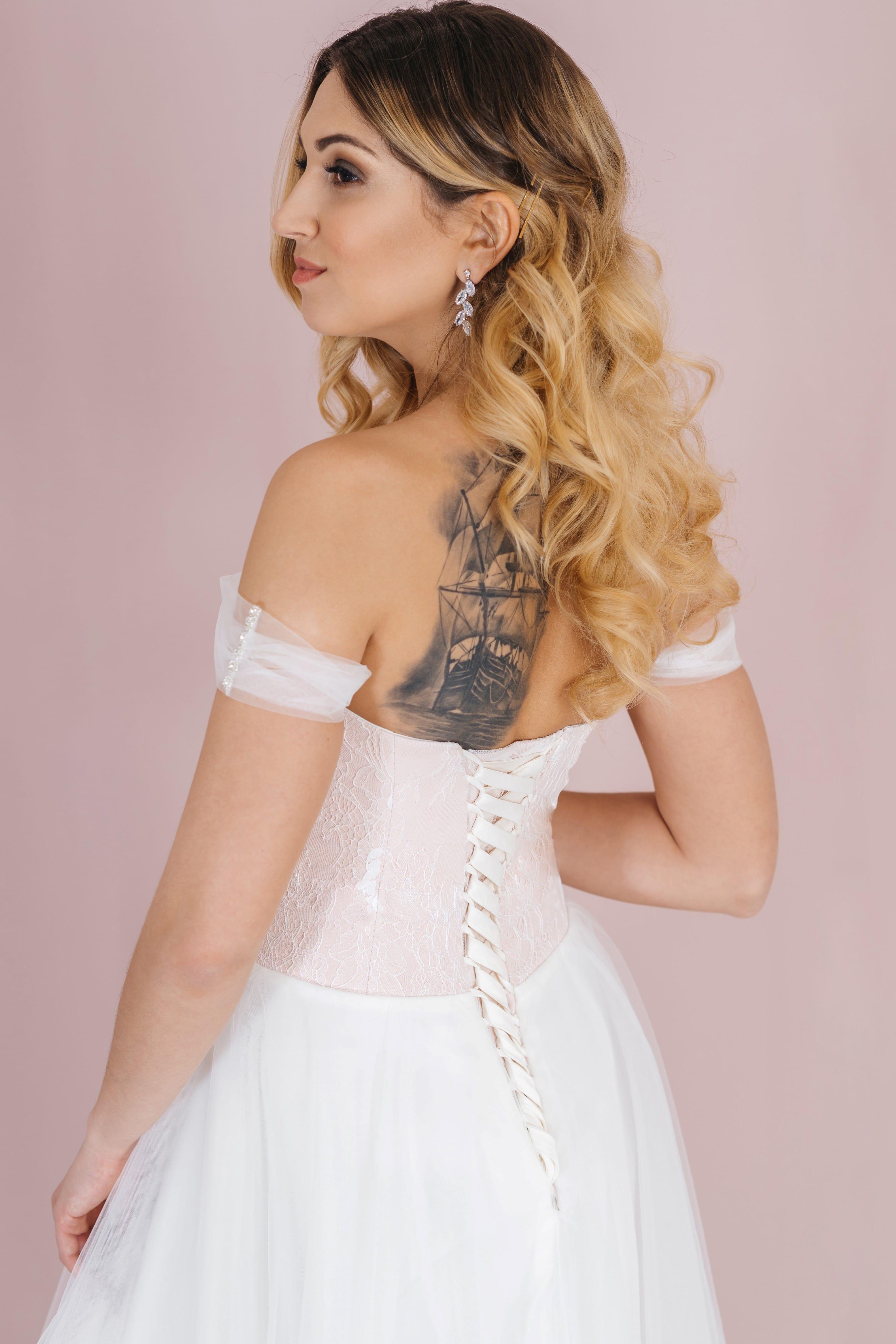Свадебное платье BELISSA, коллекция LOFT, бренд RARE BRIDAL, фото 3