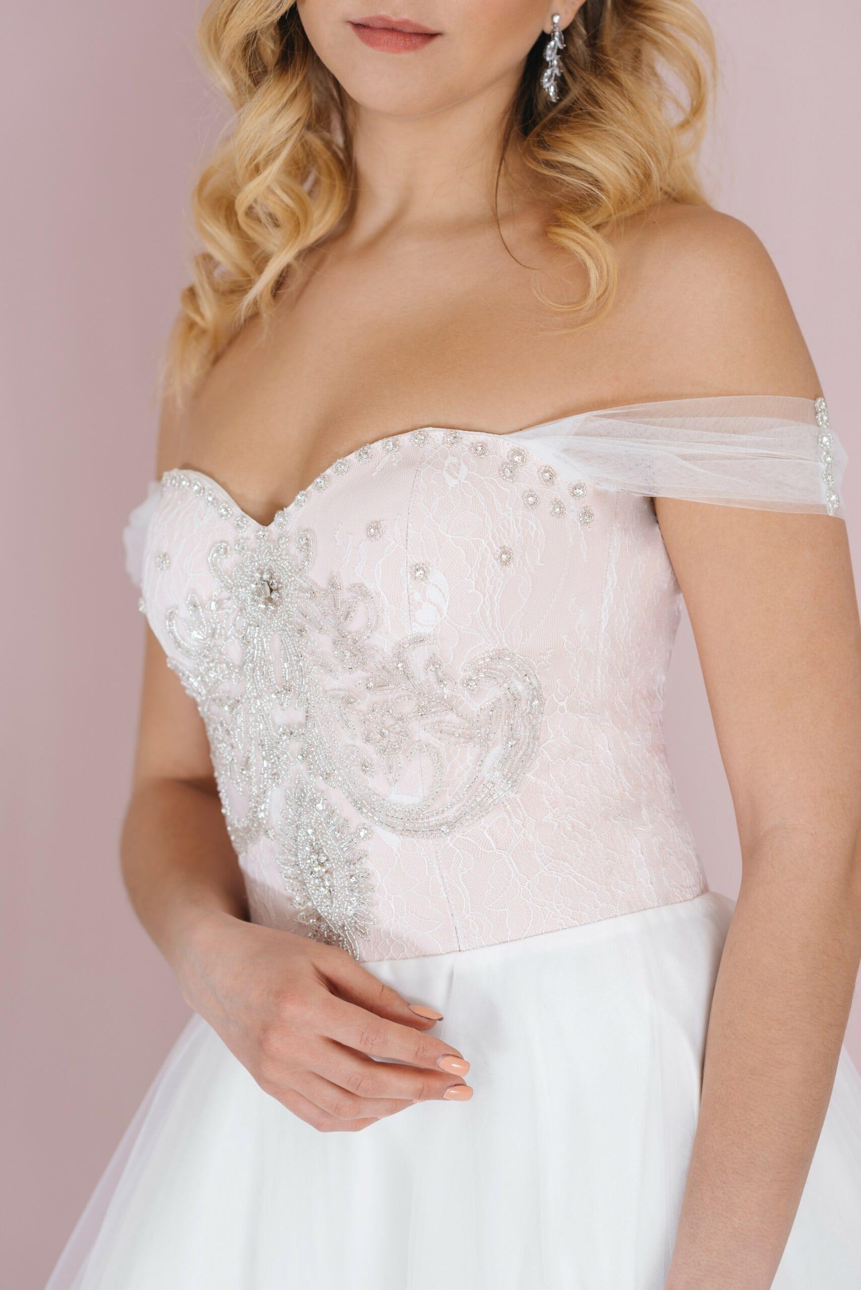 Свадебное платье BELISSA, коллекция LOFT, бренд RARE BRIDAL, фото 4