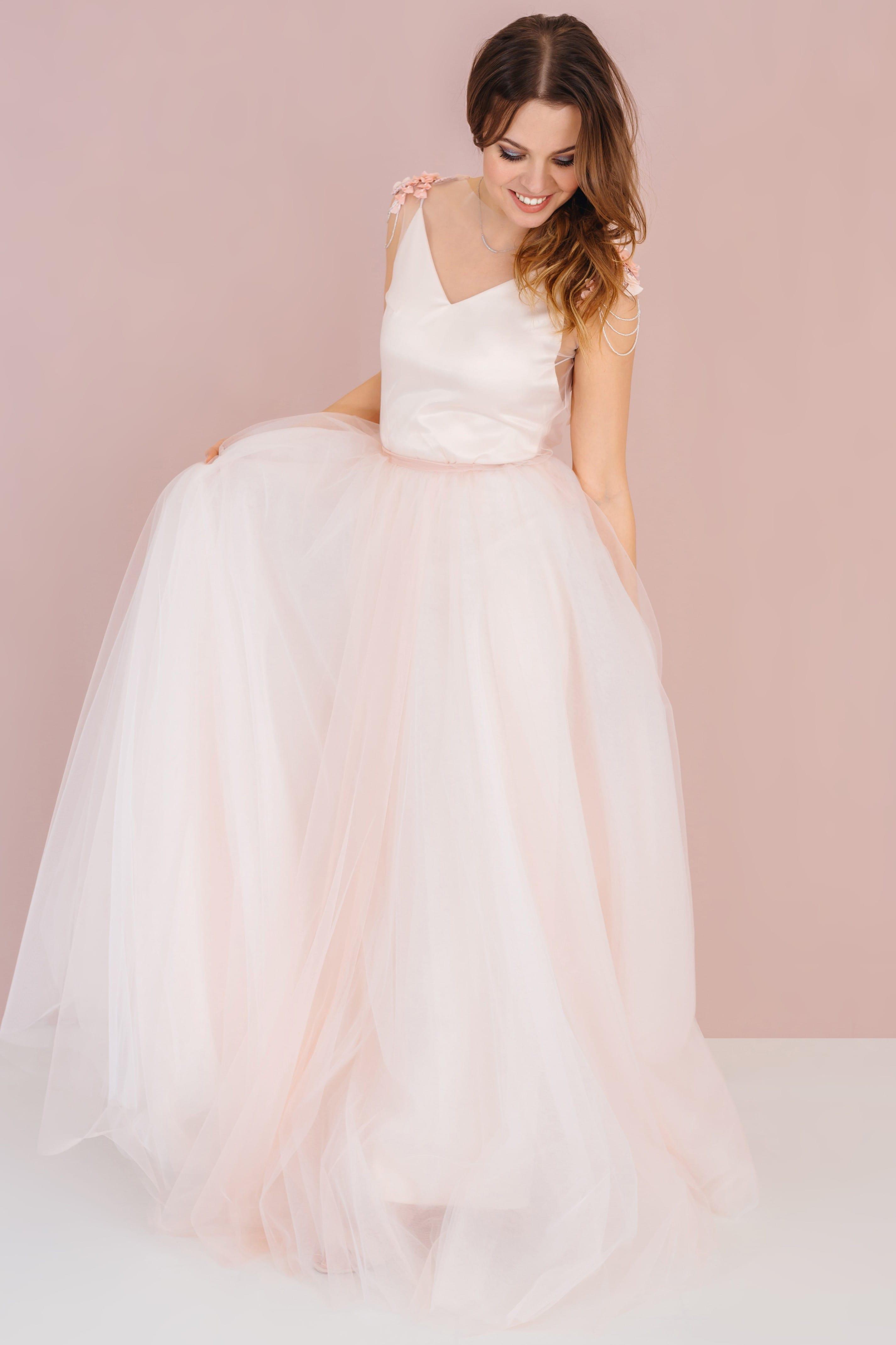 Свадебное платье BRITANY, коллекция LOFT, бренд RARE BRIDAL, фото 2