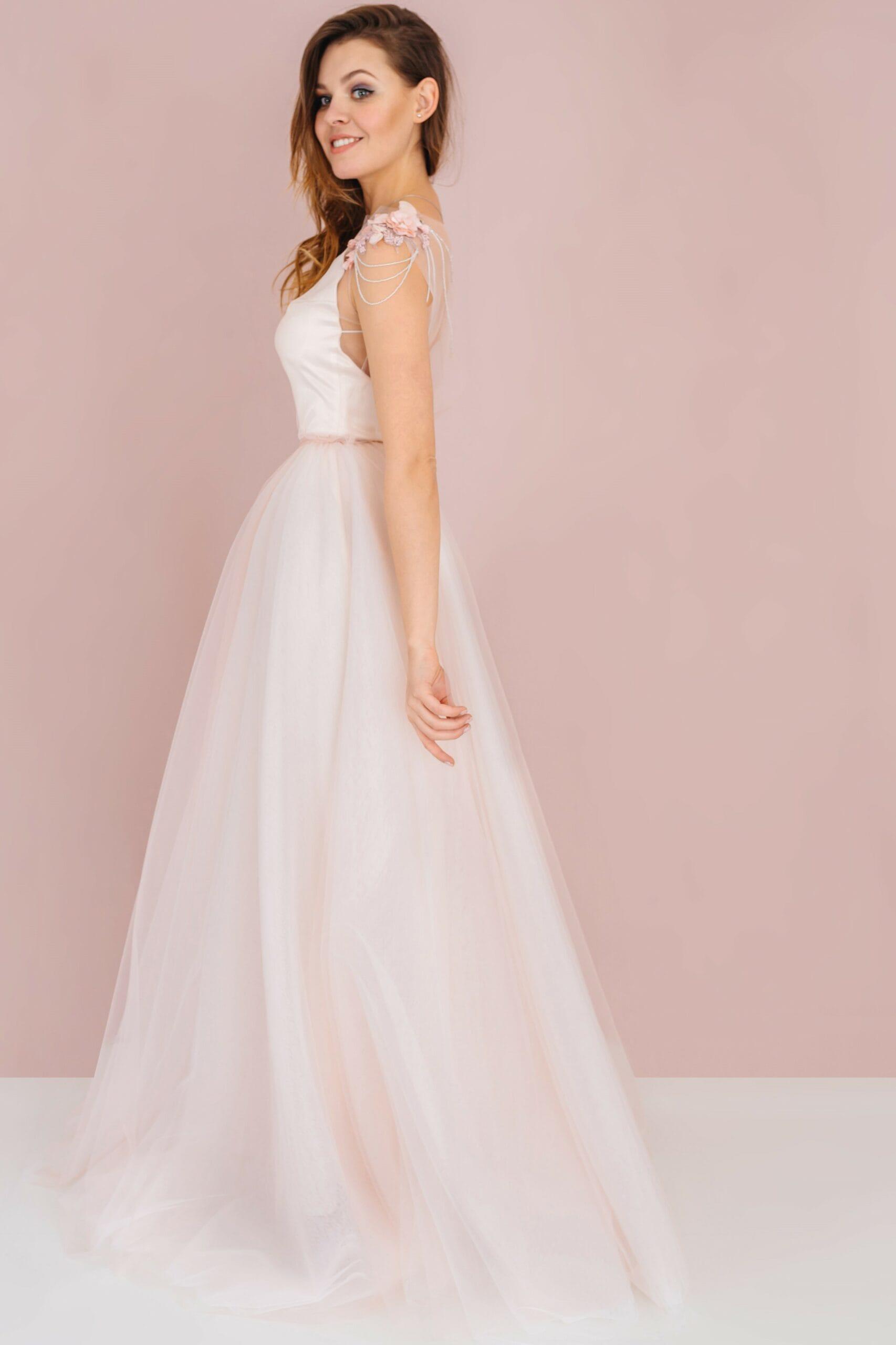 Свадебное платье BRITANY, коллекция LOFT, бренд RARE BRIDAL, фото 3