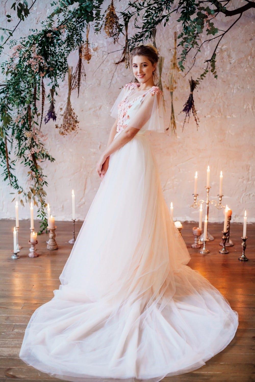 Свадебное платье CAMELIA, коллекция THE LOOK OF ANGEL, бренд RARE BRIDAL, фото 1