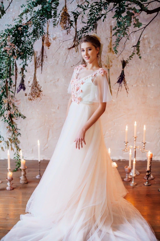 Свадебное платье CAMELIA, коллекция THE LOOK OF ANGEL, бренд RARE BRIDAL, фото 2