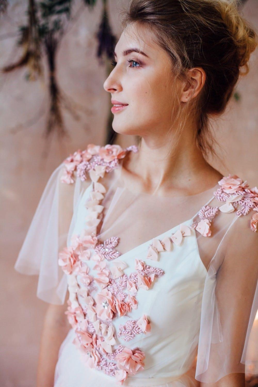 Свадебное платье CAMELIA, коллекция THE LOOK OF ANGEL, бренд RARE BRIDAL, фото 4