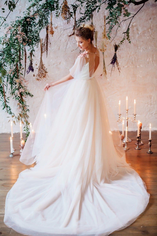 Свадебное платье CAMELIA, коллекция THE LOOK OF ANGEL, бренд RARE BRIDAL, фото 5
