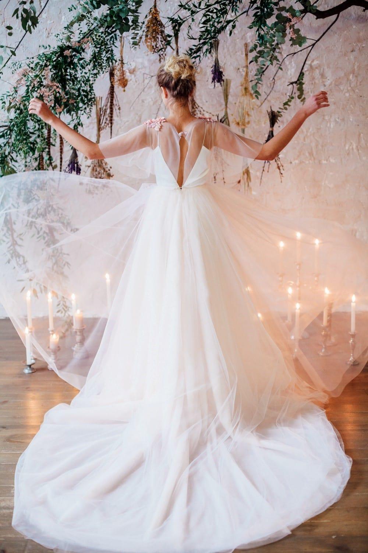 Свадебное платье CAMELIA, коллекция THE LOOK OF ANGEL, бренд RARE BRIDAL, фото 6
