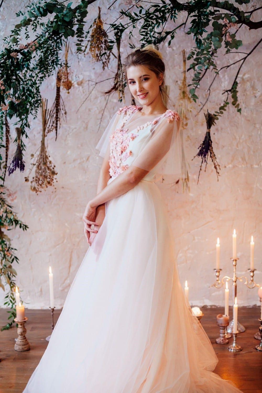 Свадебное платье CAMELIA, коллекция THE LOOK OF ANGEL, бренд RARE BRIDAL, фото 7