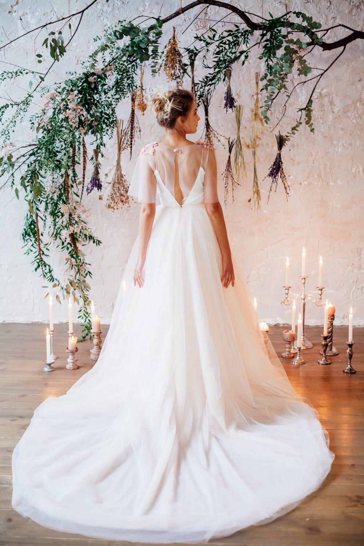 Свадебное платье CAMELIA, коллекция THE LOOK OF ANGEL, бренд RARE BRIDAL, фото 8