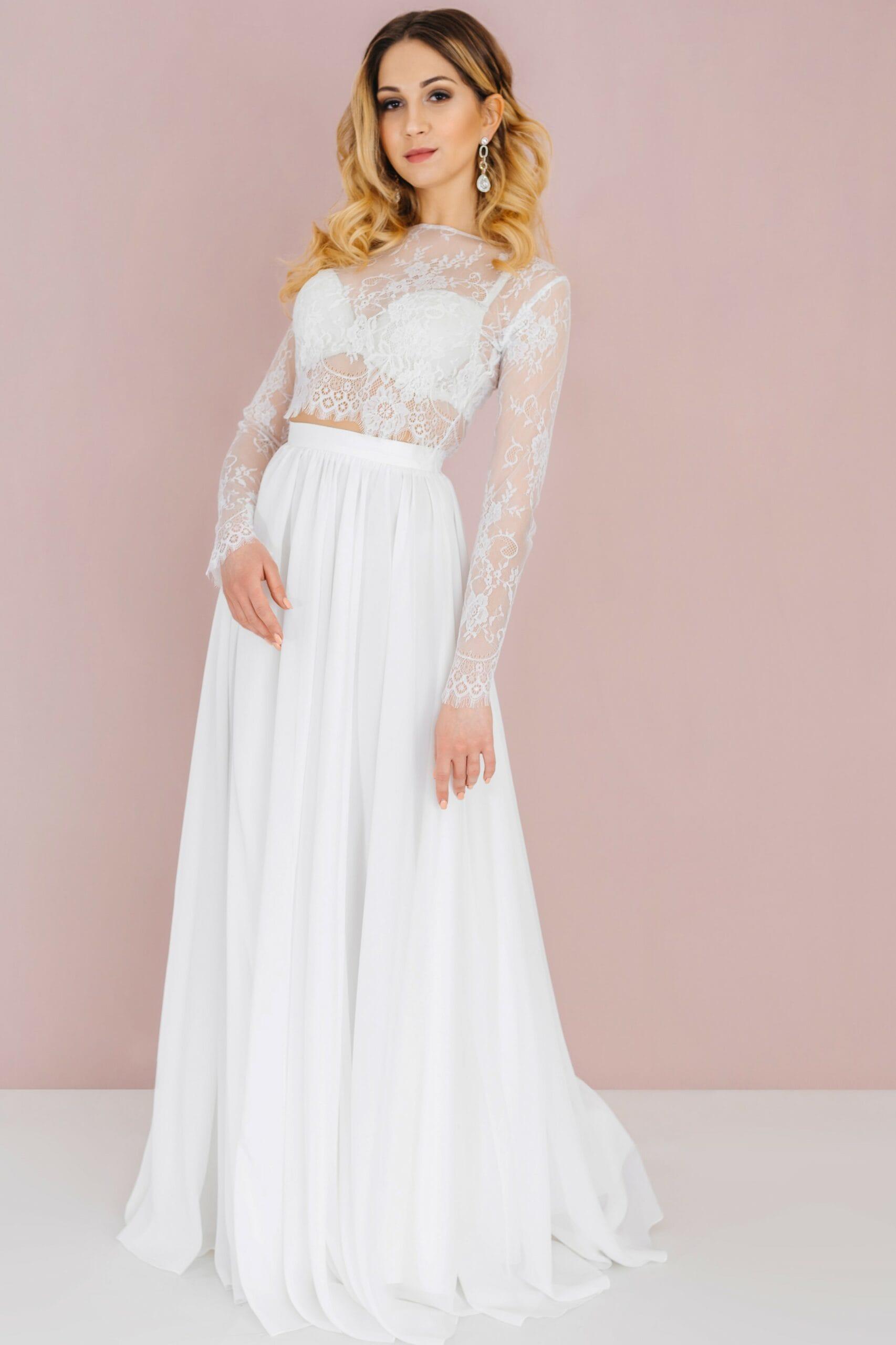 Свадебное платье CHALSIE, коллекция LOFT, бренд RARE BRIDAL, фото 2