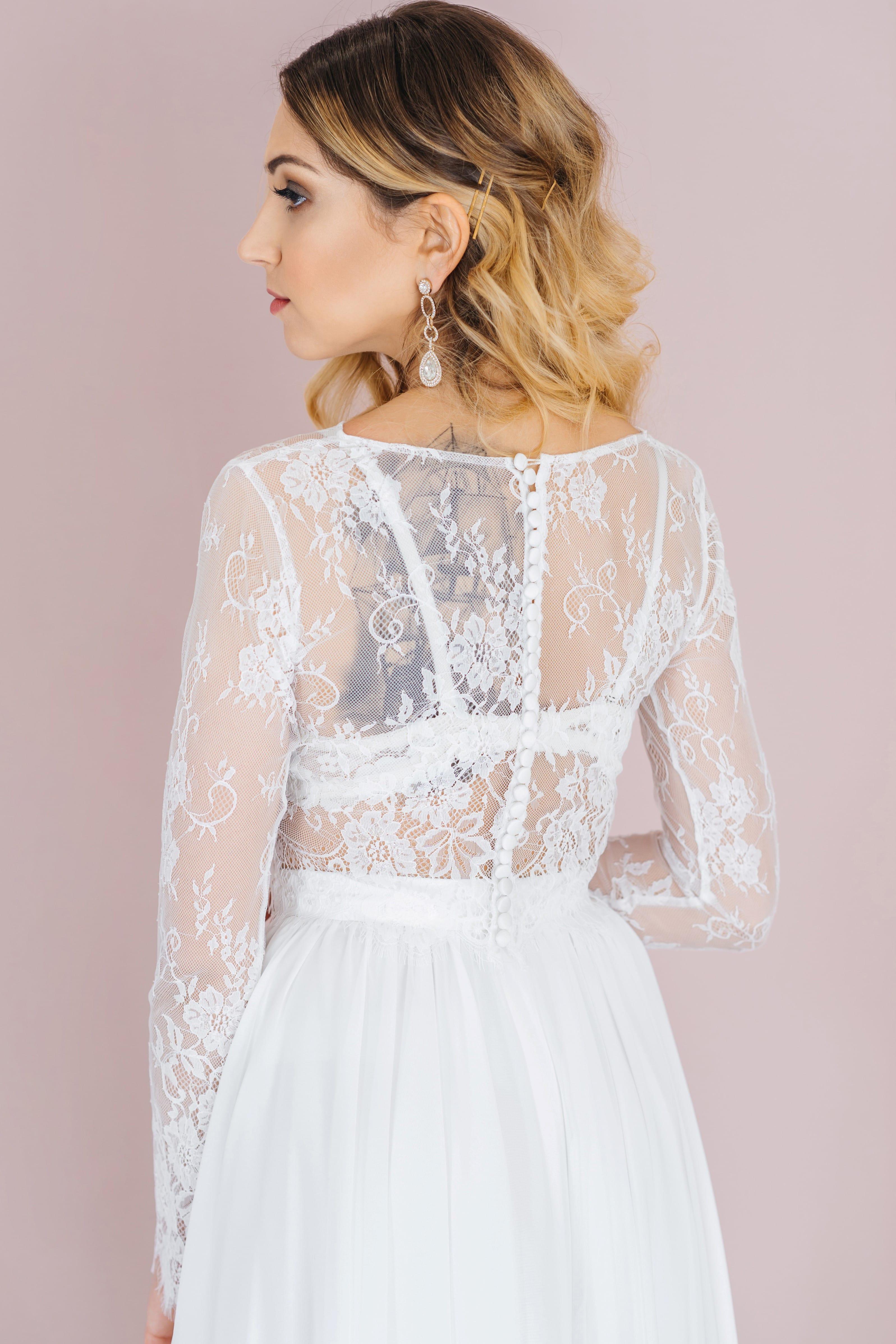 Свадебное платье CHALSIE, коллекция LOFT, бренд RARE BRIDAL, фото 5