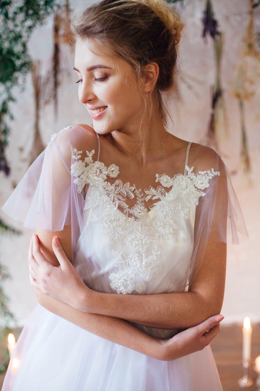Свадебное платье ELIORA, коллекция THE LOOK OF ANGEL, бренд RARE BRIDAL, фото 1