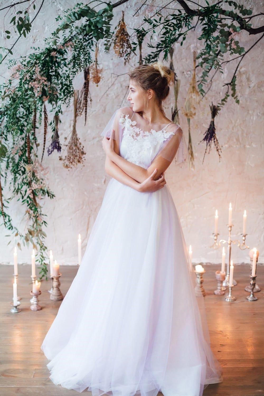 Свадебное платье ELIORA, коллекция THE LOOK OF ANGEL, бренд RARE BRIDAL, фото 2