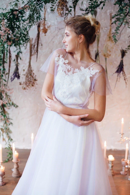 Свадебное платье ELIORA, коллекция THE LOOK OF ANGEL, бренд RARE BRIDAL, фото 3