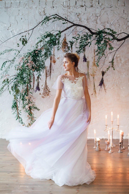 Свадебное платье ELIORA, коллекция THE LOOK OF ANGEL, бренд RARE BRIDAL, фото 4