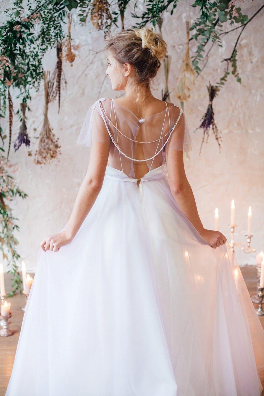 Свадебное платье ELIORA, коллекция THE LOOK OF ANGEL, бренд RARE BRIDAL, фото 6