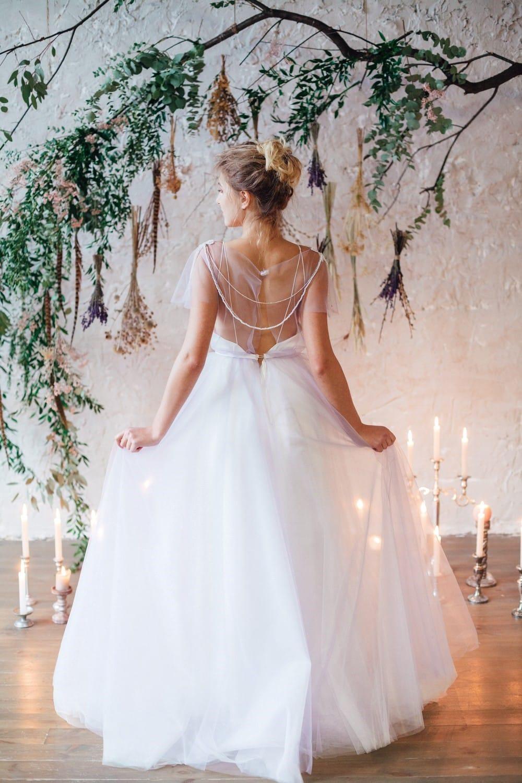 Свадебное платье ELIORA, коллекция THE LOOK OF ANGEL, бренд RARE BRIDAL, фото 7