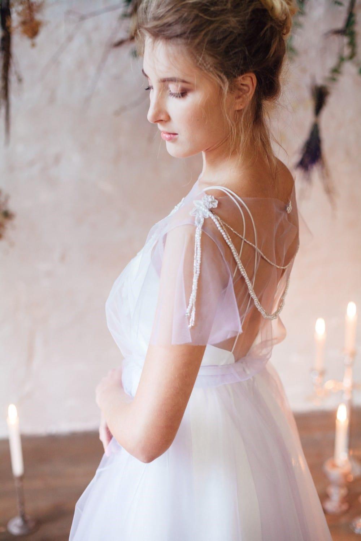 Свадебное платье ELIORA, коллекция THE LOOK OF ANGEL, бренд RARE BRIDAL, фото 8