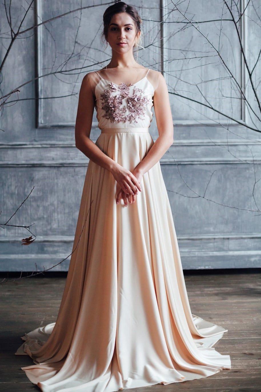 Вечернее платье ENID, коллекция FLOWER MAGIC, бренд RARE BRIDAL, фото 1